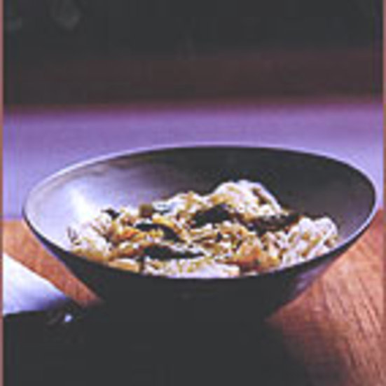 Sothy with Rice Noodles