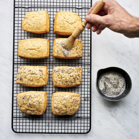 Double-Lemon Scones