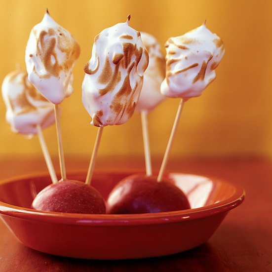 Fruit Meringue Kebabs