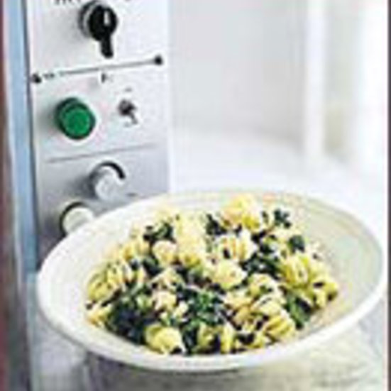 Fusilli with Broccoli Rabe