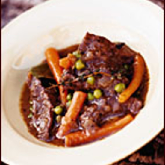 Beef Stew with Belgian-Style Pale Ale