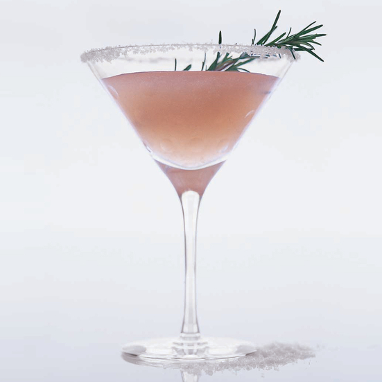 Rosemary Salty Dog
