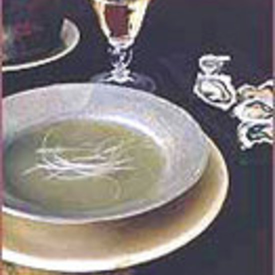 Steamed Oysters and Oyster Broth