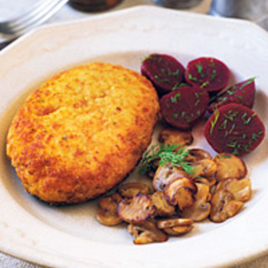 Russian-Style Chicken Cutlets