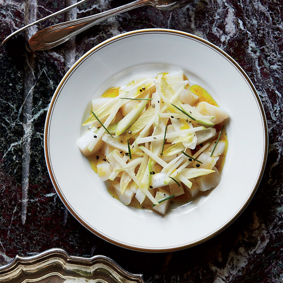 Scallop Tartare 