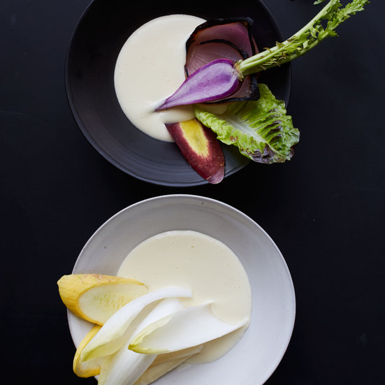 Silky Potato Fondue