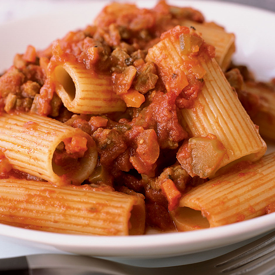 Tomato and Beef Ragù