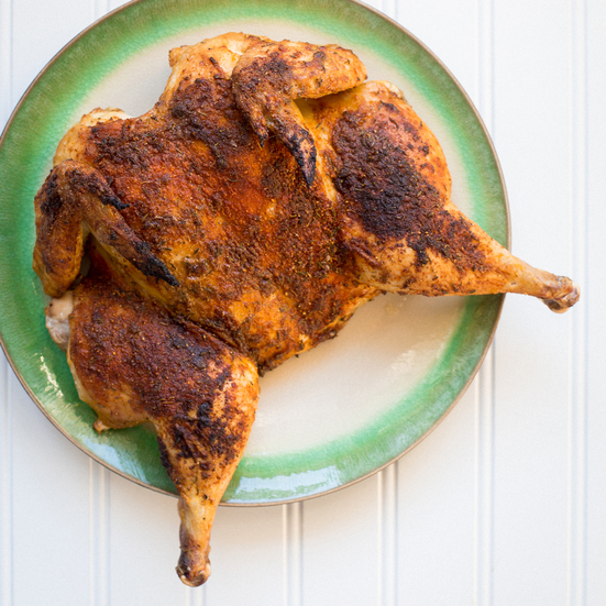Seven-Spice Roasted Chicken