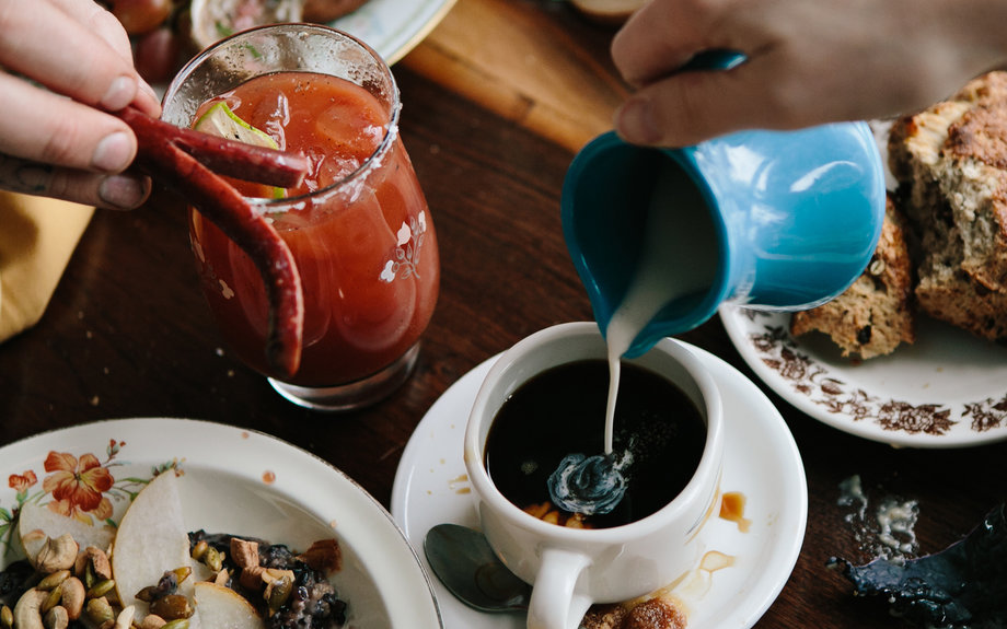 Indianapolis, brunch, city guide, Milktooth