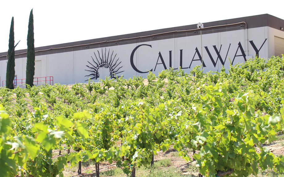 Callaway Vineyard and Winery