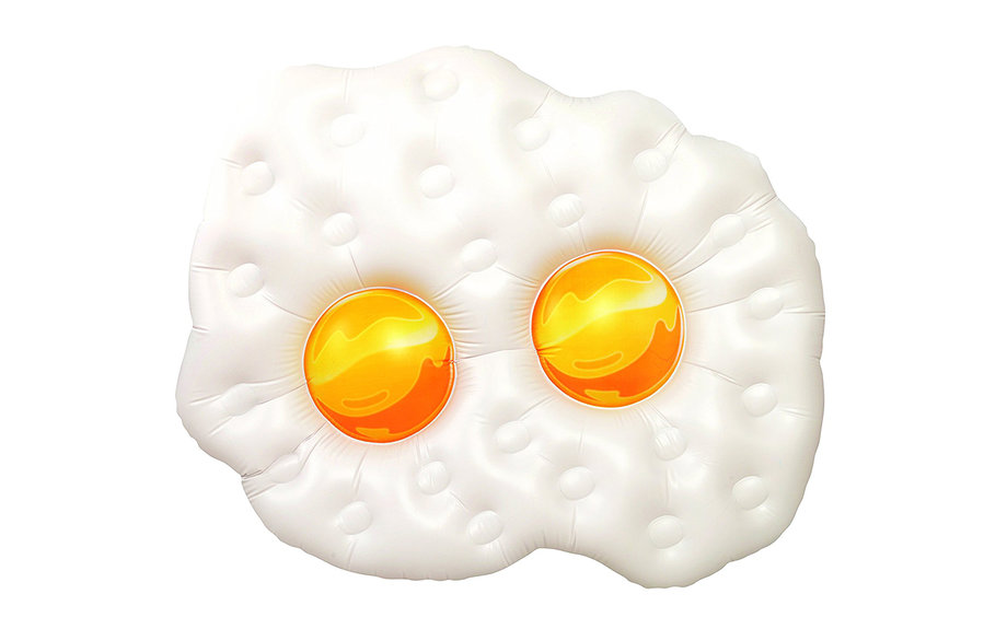 Fried Eggs Pool Float