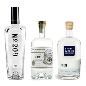 Food & Wine:  12 Great American Gins You Should Absolutely Know