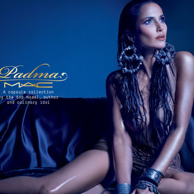 Food & Wine: Padma Lakshmi's New MAC Collab Is the Ultimate Makeup Recipe