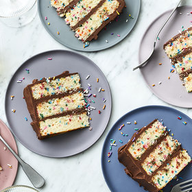 Food & Wine: Best-Ever Birthday Cake