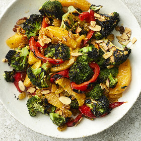 Food & Wine: Charred Broccoli Salad