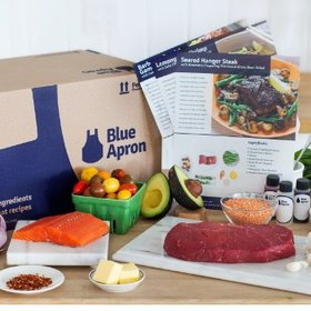 Food & Wine: A Guide to Buying Blue Apron Stock