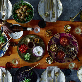 Food & Wine: How to Host Like a Pro