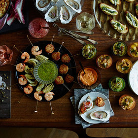 Food & Wine: 8 Questions for a Party Planner