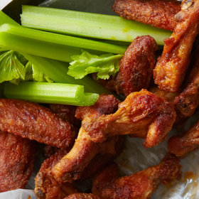 Food & Wine: 9 Ways to Use the Leftover Celery from Your Chicken Wing Platter