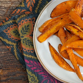 Food & Wine: 5 Healthy Ways to Prepare Thanksgiving Sweet Potatoes