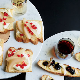 Food & Wine: Fancy Up Your Toast on National Toast Day