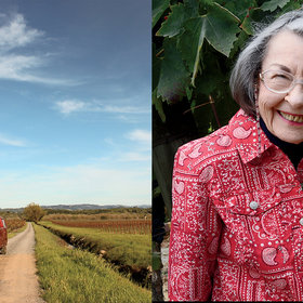 Food & Wine: The Godmother of Pinot Noir