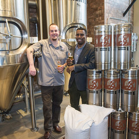 Food & Wine: One of America's Top Culinary Schools Gets an On-Campus Brewery