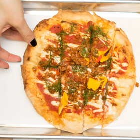 Food & Wine: How to Make Vegan Pizza That's Actually Delicious