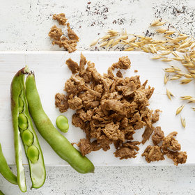 Food & Wine: Pulled Oats Are the Newest Meat Substitute