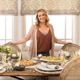 mkgalleryamp; Wine: Haylie Duff Believes in White Plates and Tangelo Margaritas