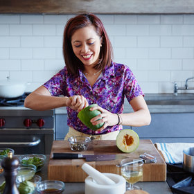 Food & Wine: A Brilliant Asian-ish Dinner from Mission Chinese Chef Angela Dimayuga