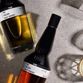 Food & Wine: Italy's First Single-Malt is Super-Stylish