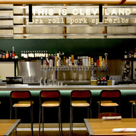 Food & Wine: Early Look: Michael Symon is Serving Brilliant Cleveland Barbecue