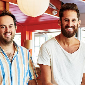 Food & Wine: How to Throw a Barbecue Like Eli and Max Sussman