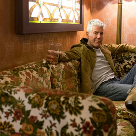 Food & Wine: Anthony Bourdain Wants His Japanese Hotel Toilet to Play Bon Jovi