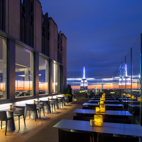 Food & Wine: Where To Drink On New York's Rooftops
