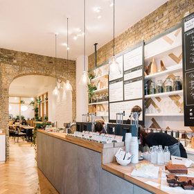 Food & Wine: London's Gorgeous New High-End Tea Bar