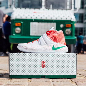 Food & Wine: Nike and Krispy Kreme Make for an Unlikely Sneaker Collaboration