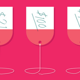 Food & Wine: How Much is Too Much for a Glass of Wine?