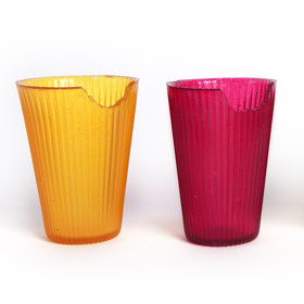 Food & Wine: Completely Edible Cups Are Just The Thing For Your Outdoor Summer Drinking