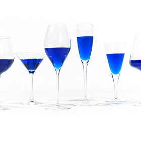 Food & Wine: And Then There Was Blue Wine