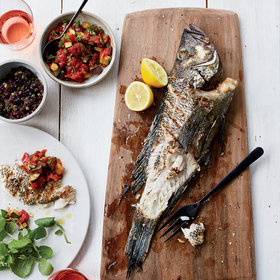 Food & Wine: How to Win at Grilling Whole Fish
