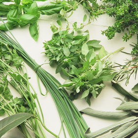 Food & Wine: 3 Fast Herb Fixes