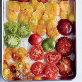 Food & Wine: How Chefs Use All of the Tomato