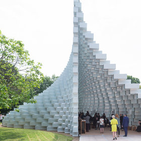 Food & Wine: A Visit to This Gorgeous London Pavilion is Free