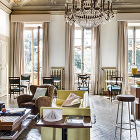 Food & Wine: This 19th-Century Italian Palazzo is Now a Luxe Bed and Breakfast