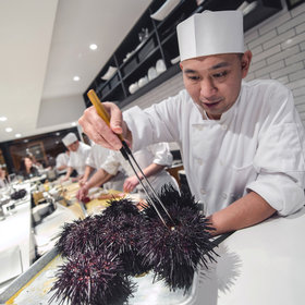 Food & Wine: Elite Sushi Chef to Join Trump Hotel After Other Star Chefs Back Out
