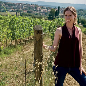 Food & Wine: Why Diana Lenzi Left a Cooking Career in Rome to Take Over Her Family's Chianti Estate