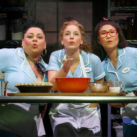Food & Wine: Glee's Jenna Ushkowitz Channels Real-Life Experience and Dreams of Pie for Waitress on Broadway