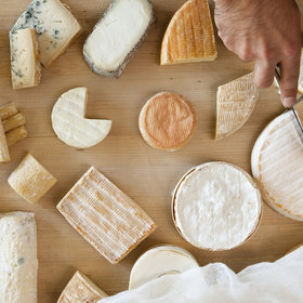Food & Wine: There's Now Proof That Eating Cheese Makes Wine Taste Better